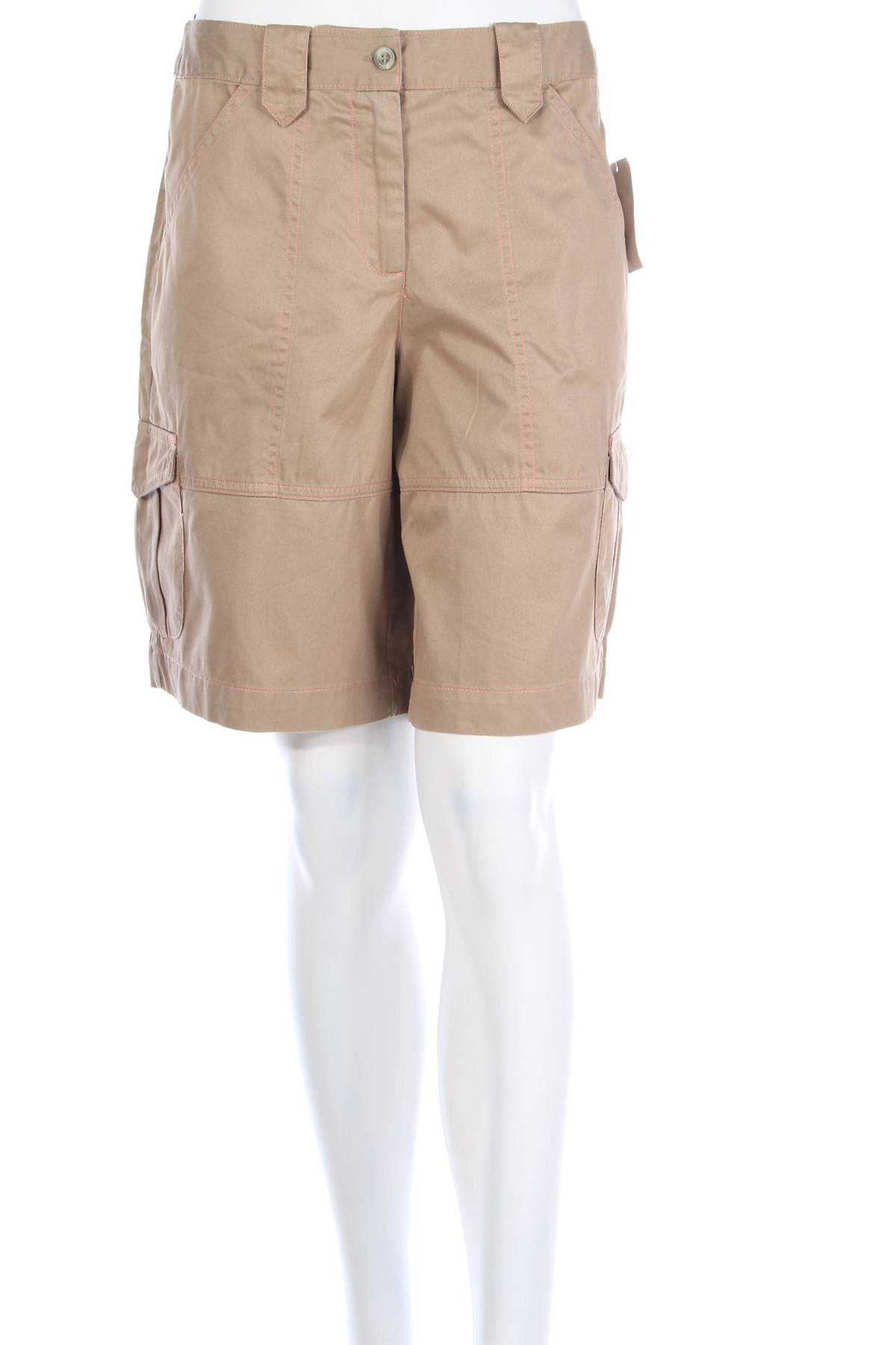 Дамски къс панталон Moda International 3