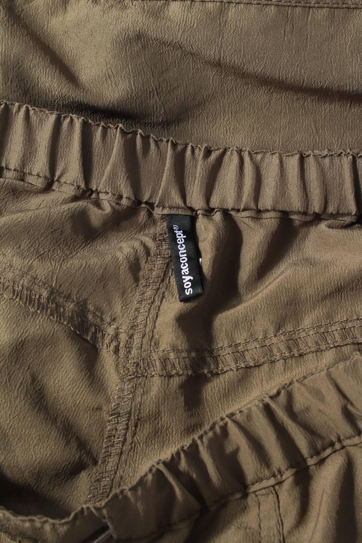 Дамски къс панталон Soya Concept3