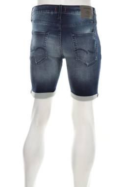 Мъжки къси дънки Jack & Jones2