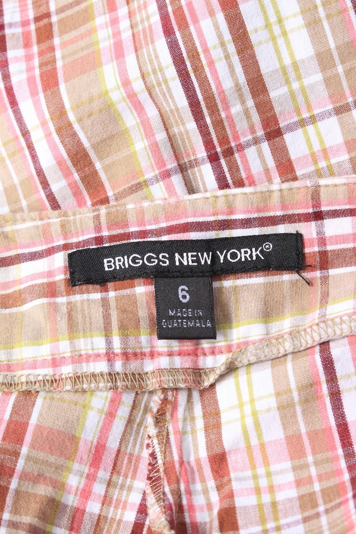 Дамски къс панталон Briggs New York1