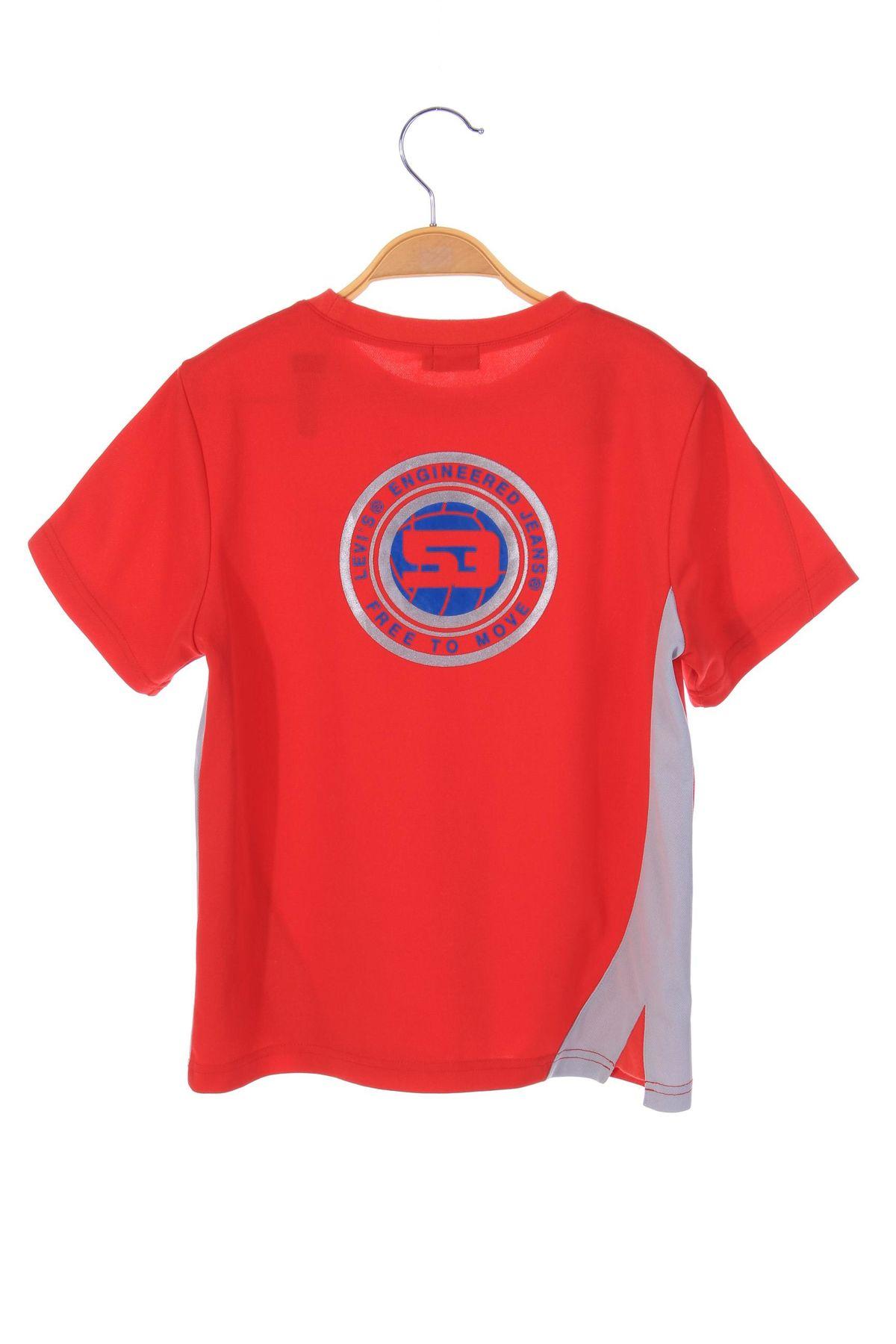 Детска тениска Levi's3