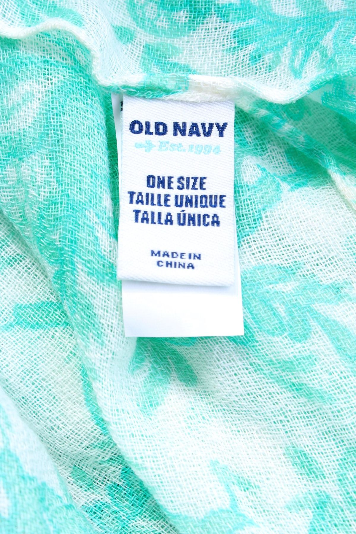 Шал Old Navy3
