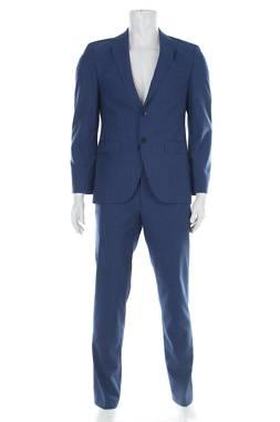 Мъжки костюм BOSS Hugo Boss1