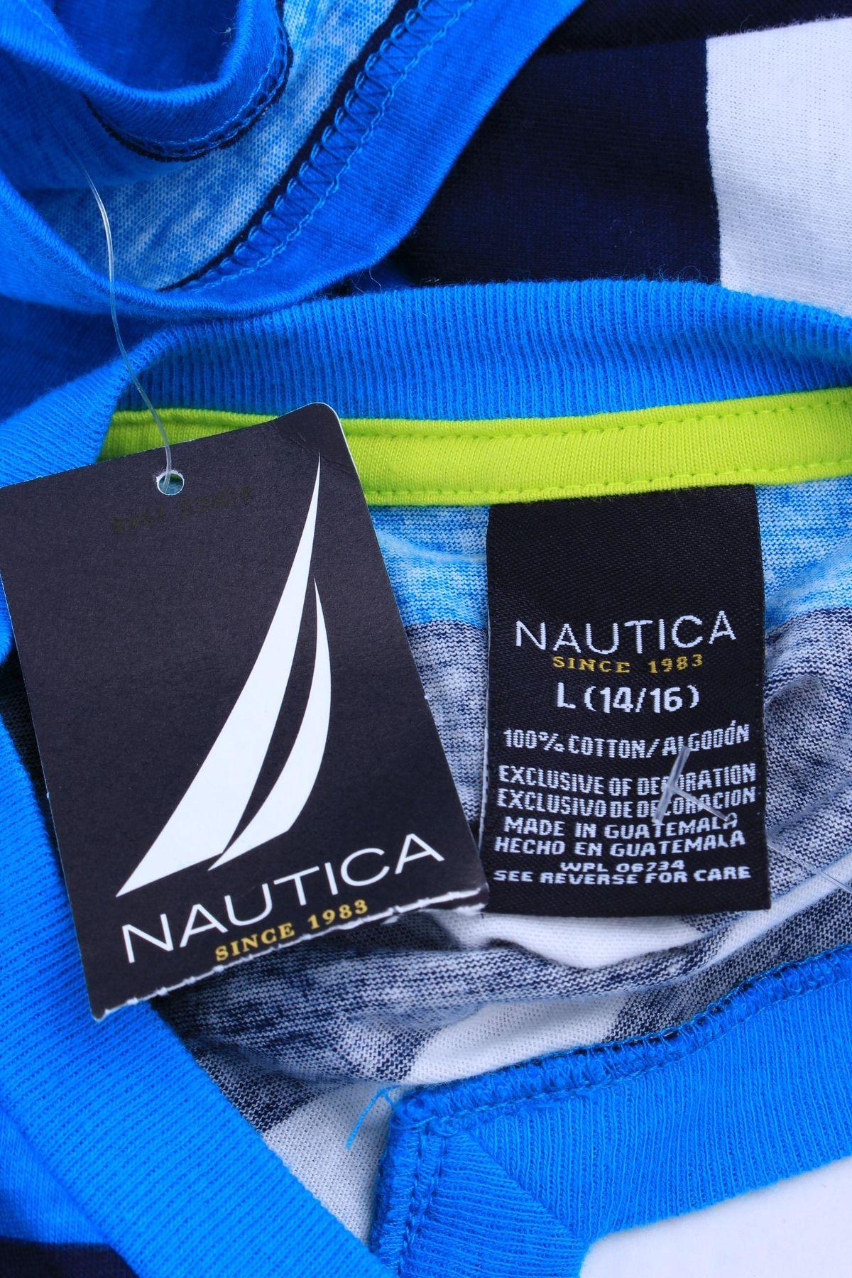 Детска тениска Nautica3