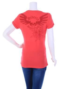 Дамска тениска Hilfiger Denim2