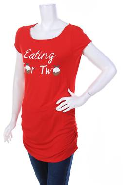 Блуза за бременни Redherring1