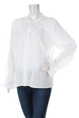 Дамска риза Cream1