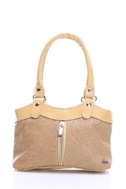 Дамска кожена чанта 1