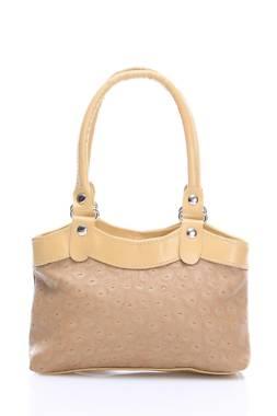 Дамска кожена чанта 2