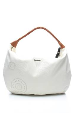 Дамска кожена чанта Desigual1