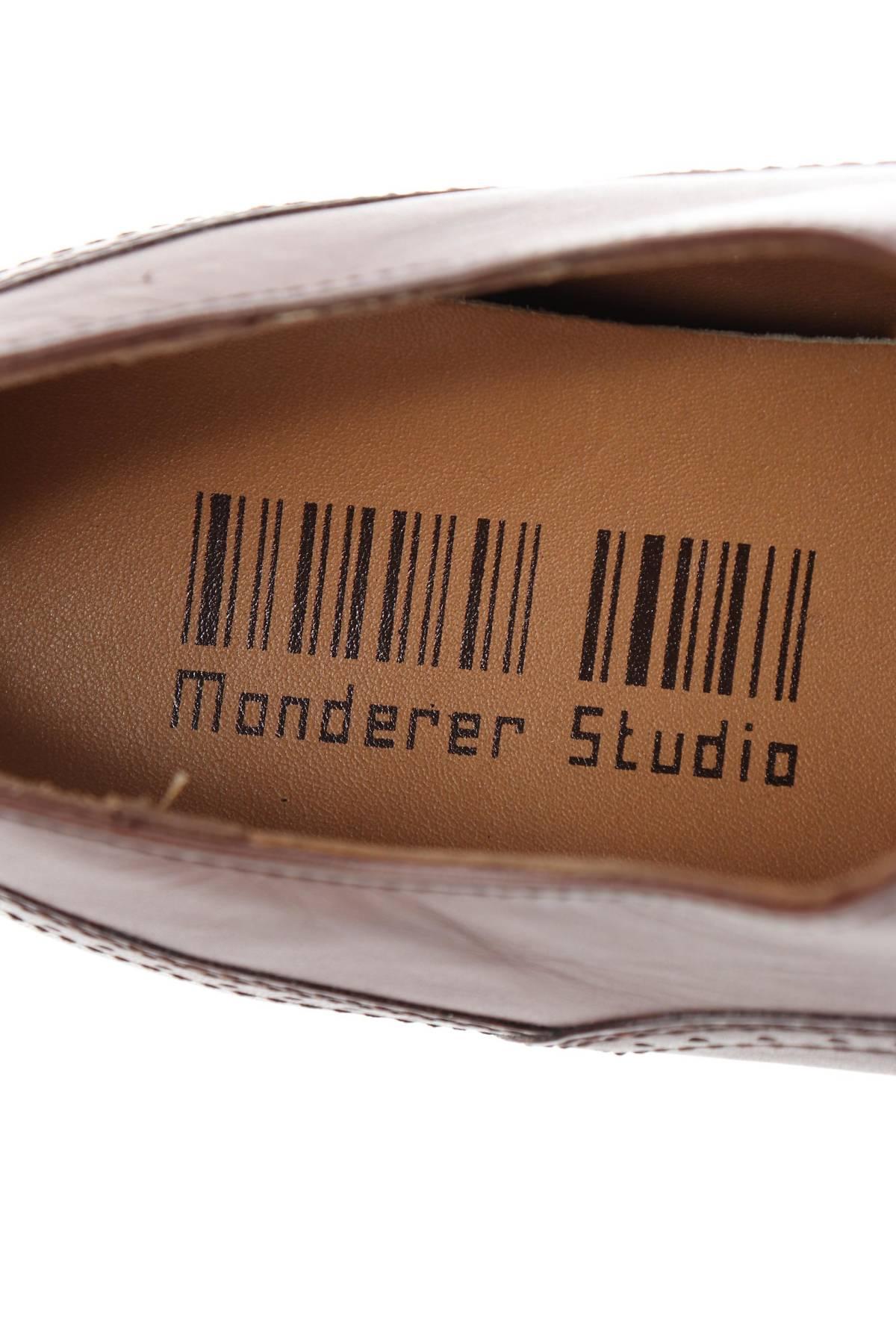 Мъжки обувки Monderer Studio3