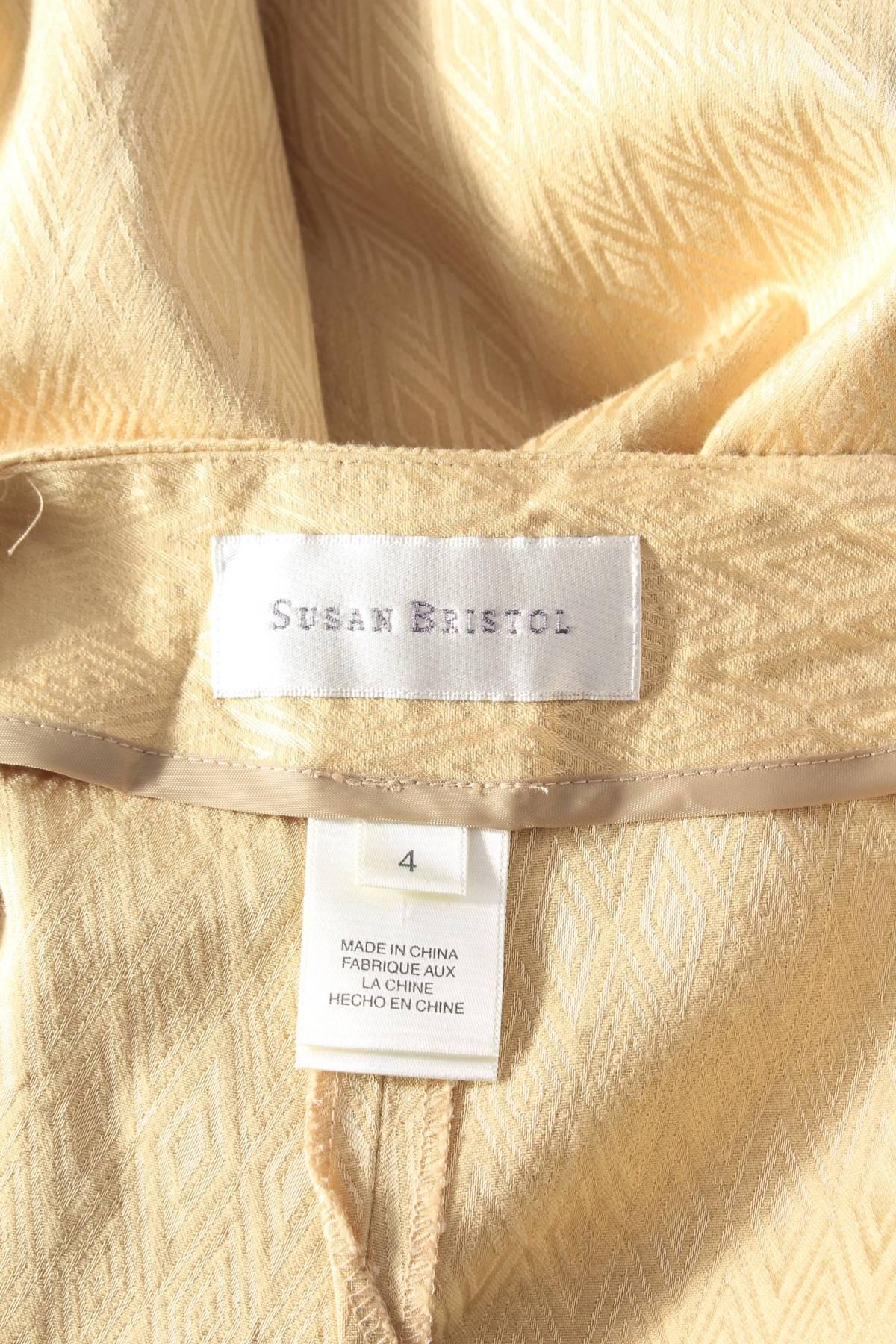 Дамски панталон Susan Bristol3