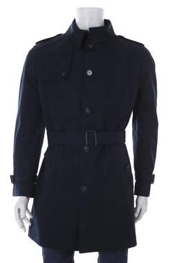 Мъжки шлифер De Fursac1