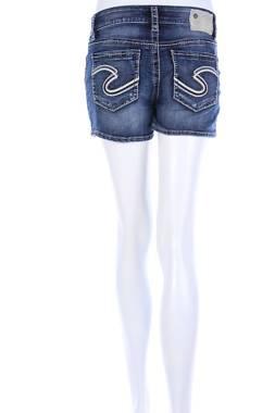 Дамски къси дънки Silver Jeans1