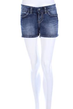 Дамски къси дънки Silver Jeans2