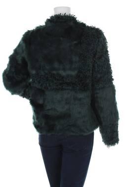 Дамско палто Cream2