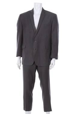 Мъжки костюм Reaction Kenneth Cole1