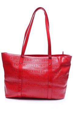 Дамска кожена чанта Valentino by Mario Valentino2