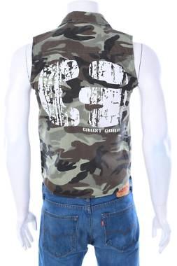 Мъжки елек Grunt Jeans Corp.1