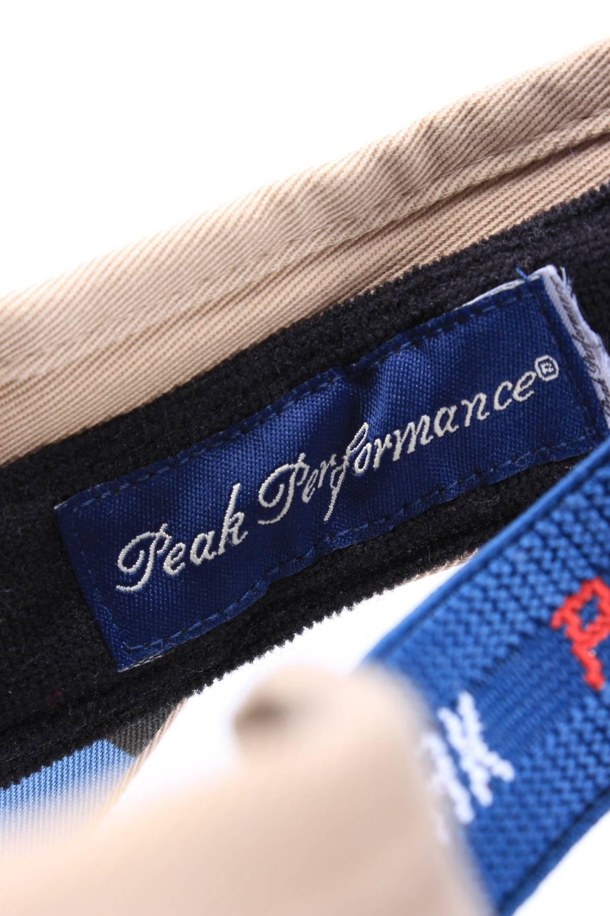 Шапка Peak Performance2