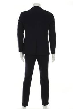 Мъжки костюм Ben Sherman2
