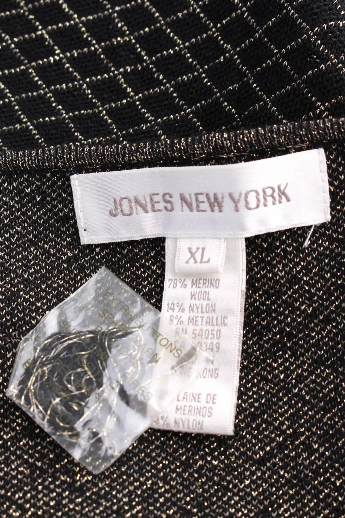 Дамски пуловер Jones New York3