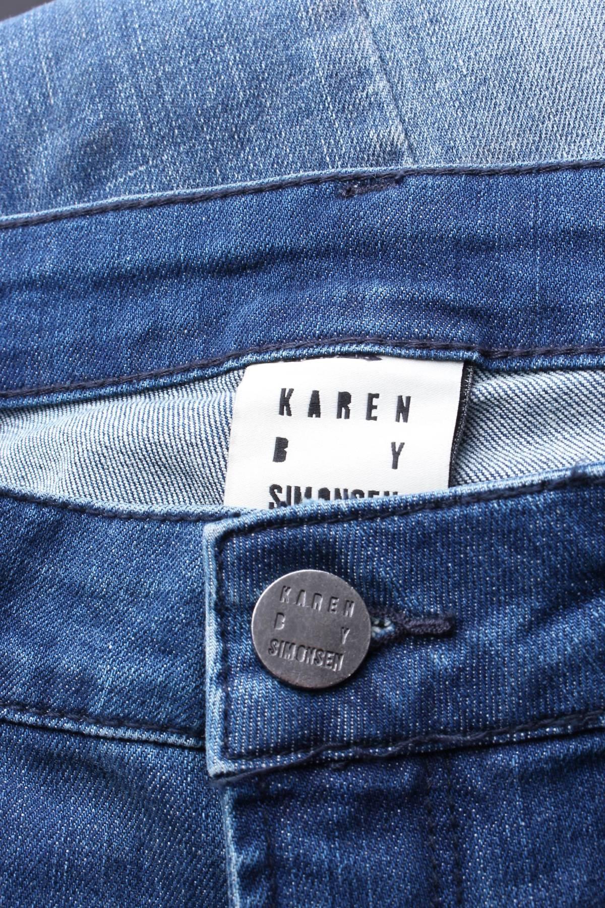 Дамски дънки Karen by Simonsen3