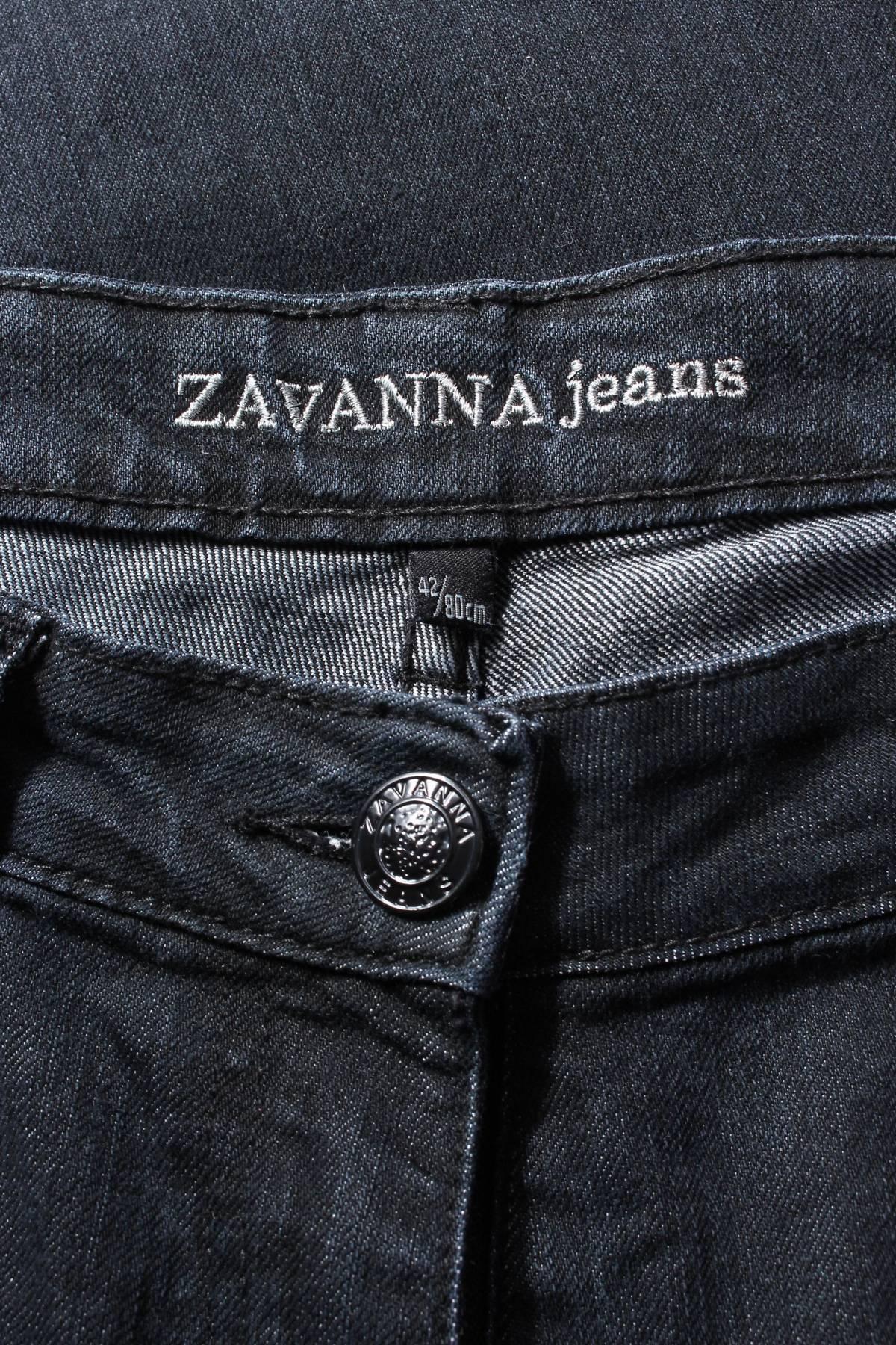 Дамски дънки Zavanna3