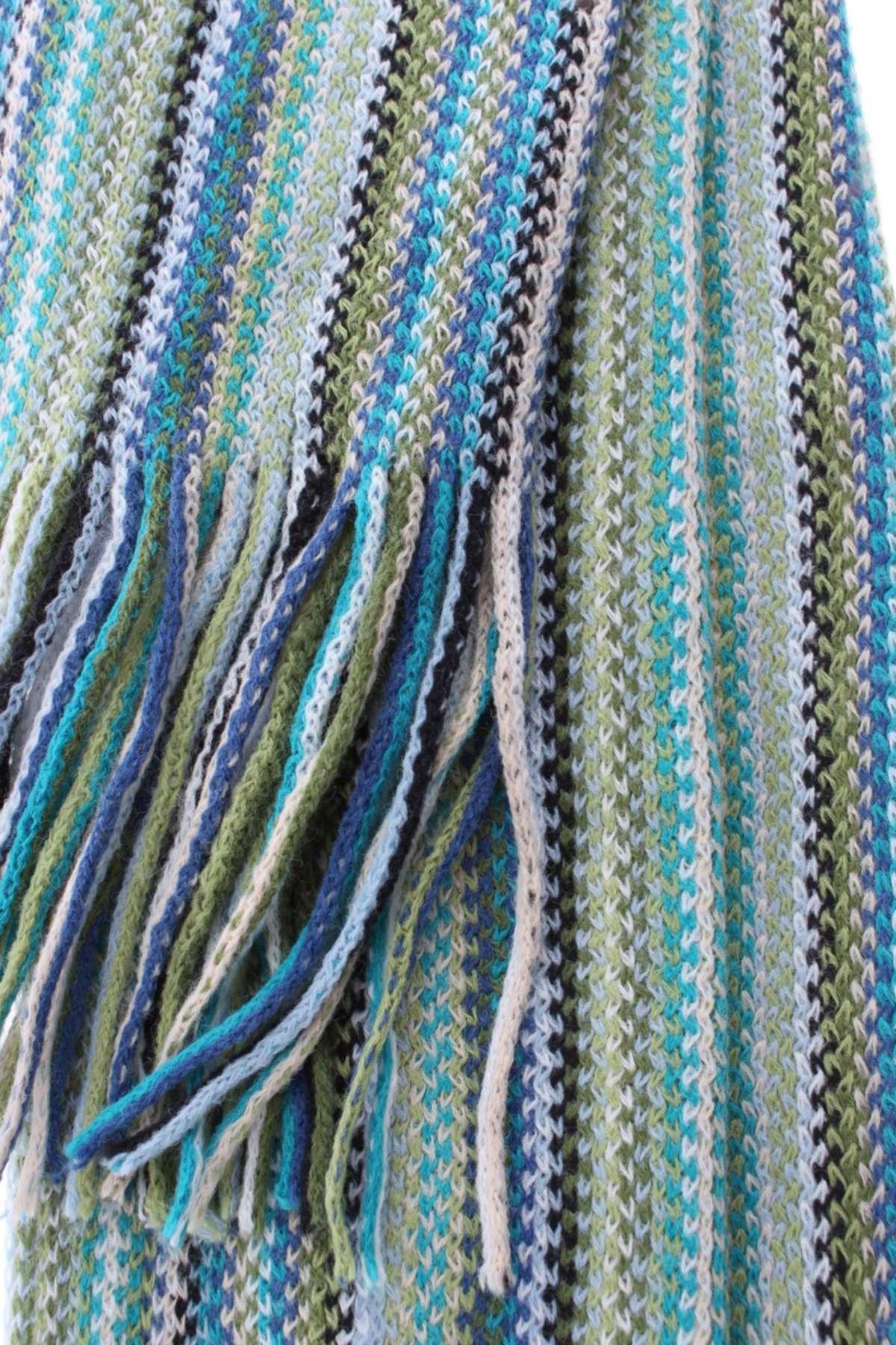 Плетен шал 3