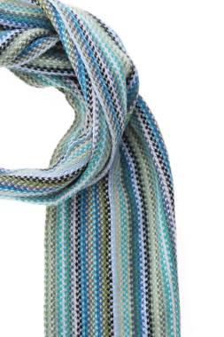 Плетен шал 2
