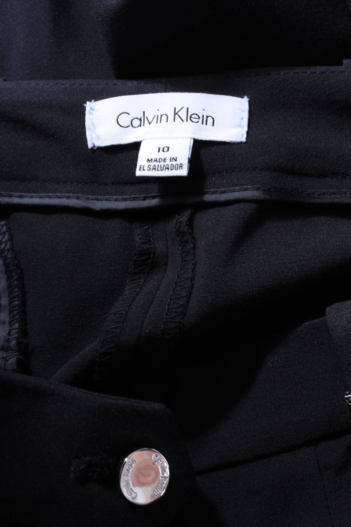 Дамски панталон Calvin Klein3