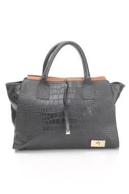 Дамска кожена чанта Velez1