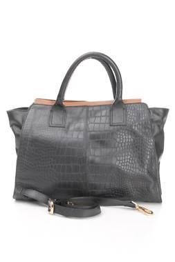 Дамска кожена чанта Velez2