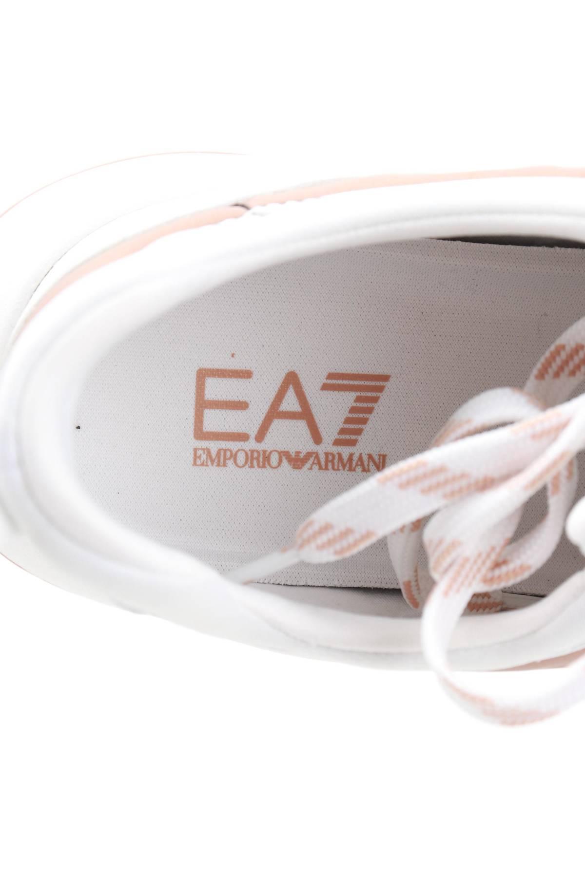 Дамски обувки EA7 Emporio Armani5