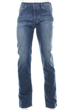 Мъжки дънки Armani Jeans1