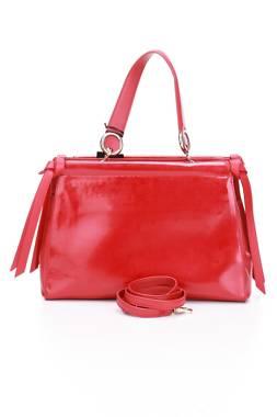 Дамска кожена чанта Rocco Barocco2