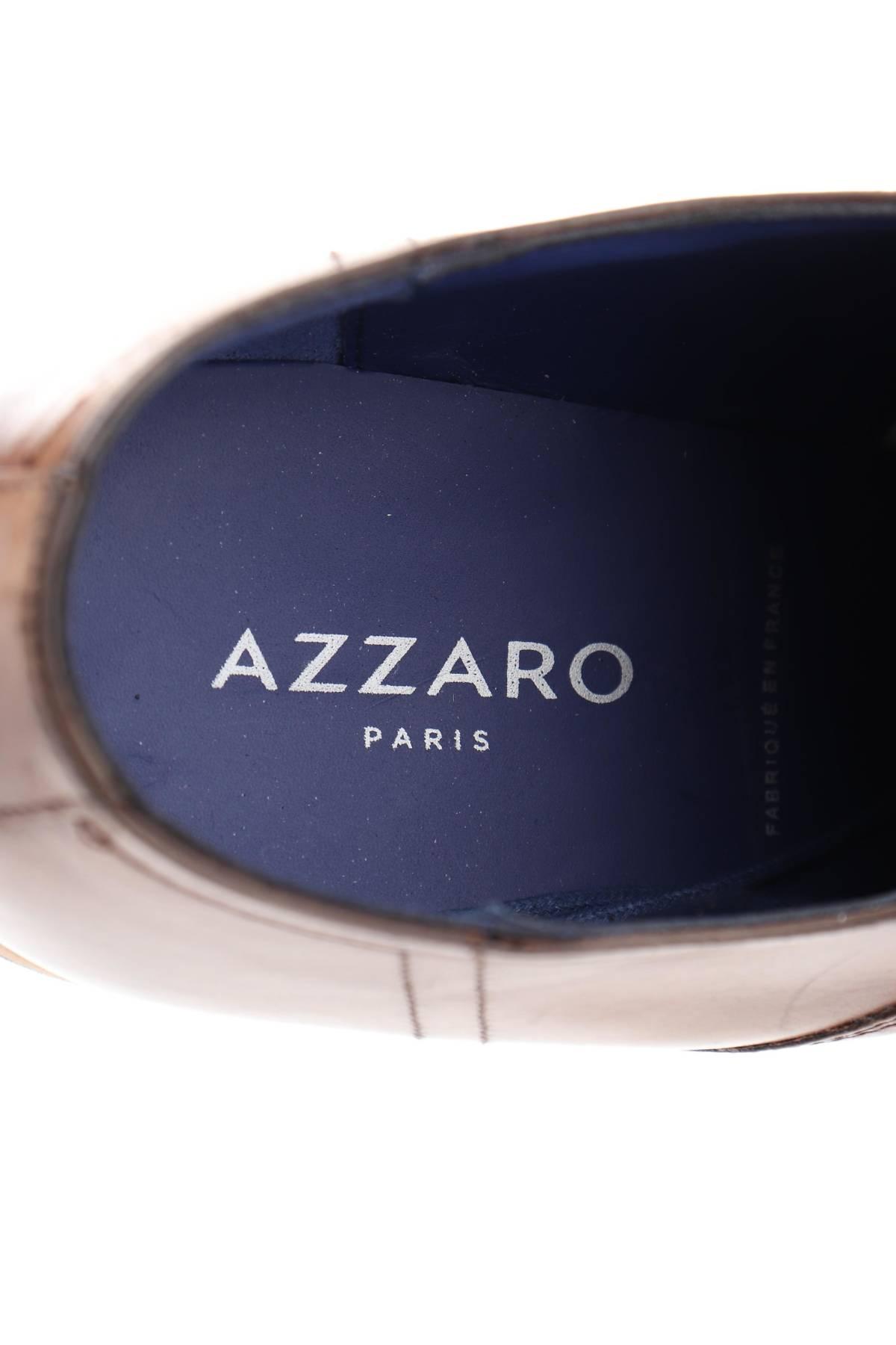 Мъжки обувки Azzaro3