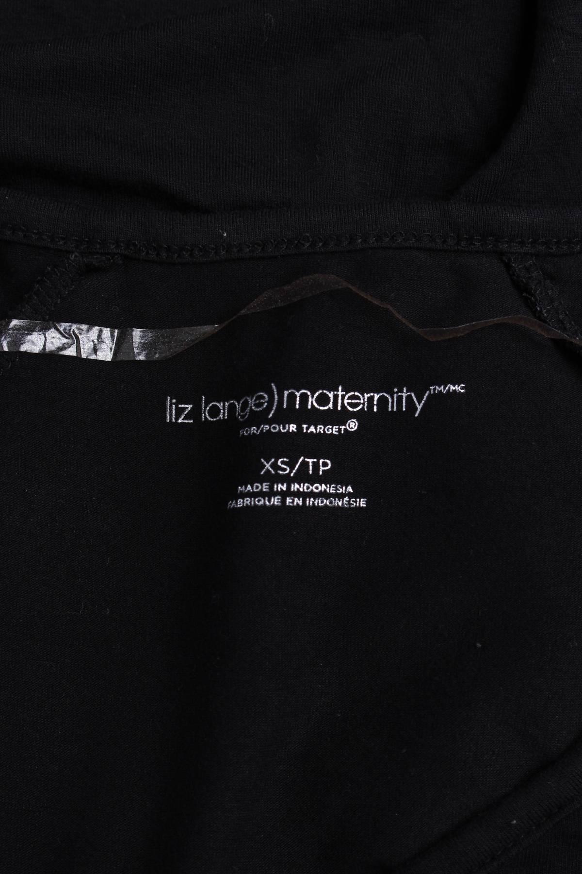 Блуза за бременни Liz Lange Maternity3