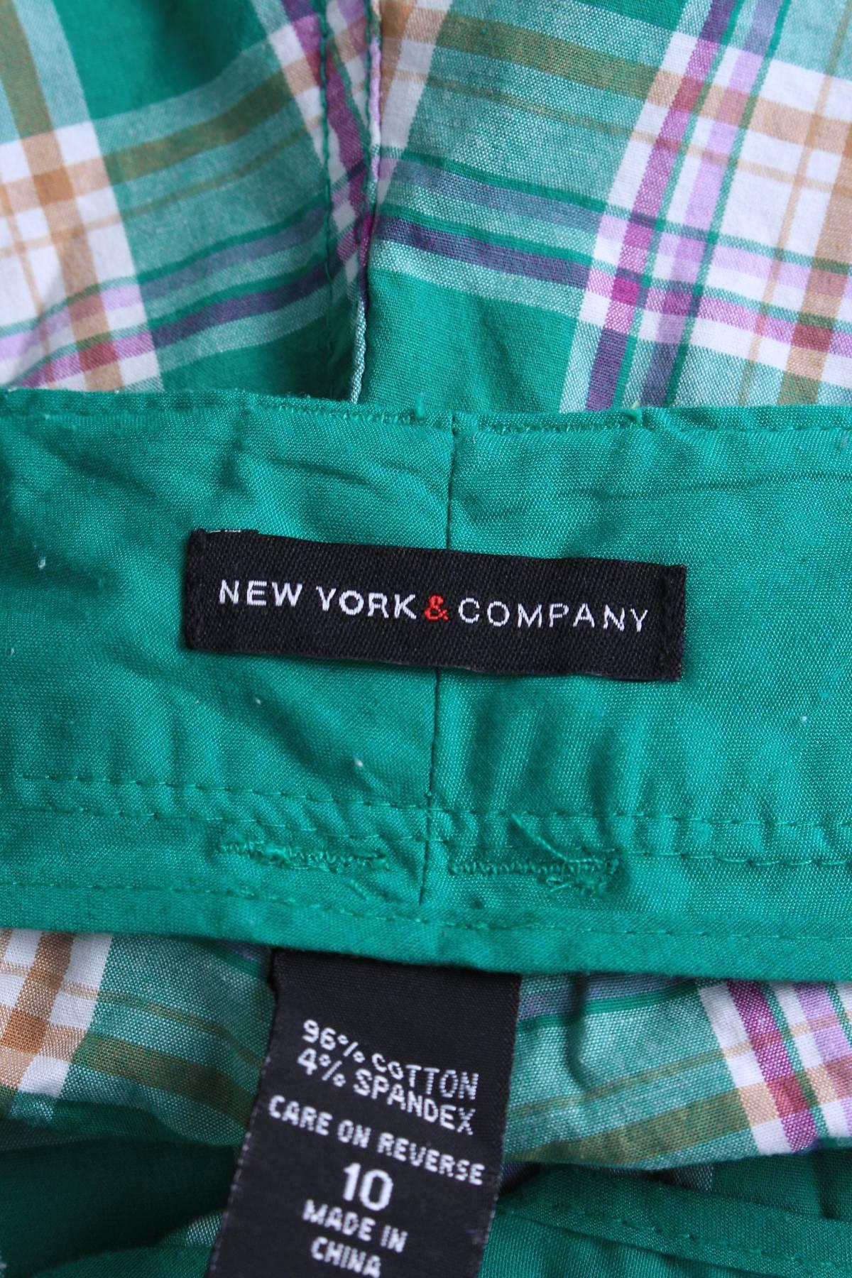 Дамски къс панталон New York & Company2