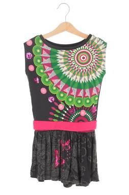 Детска рокля Desigual1