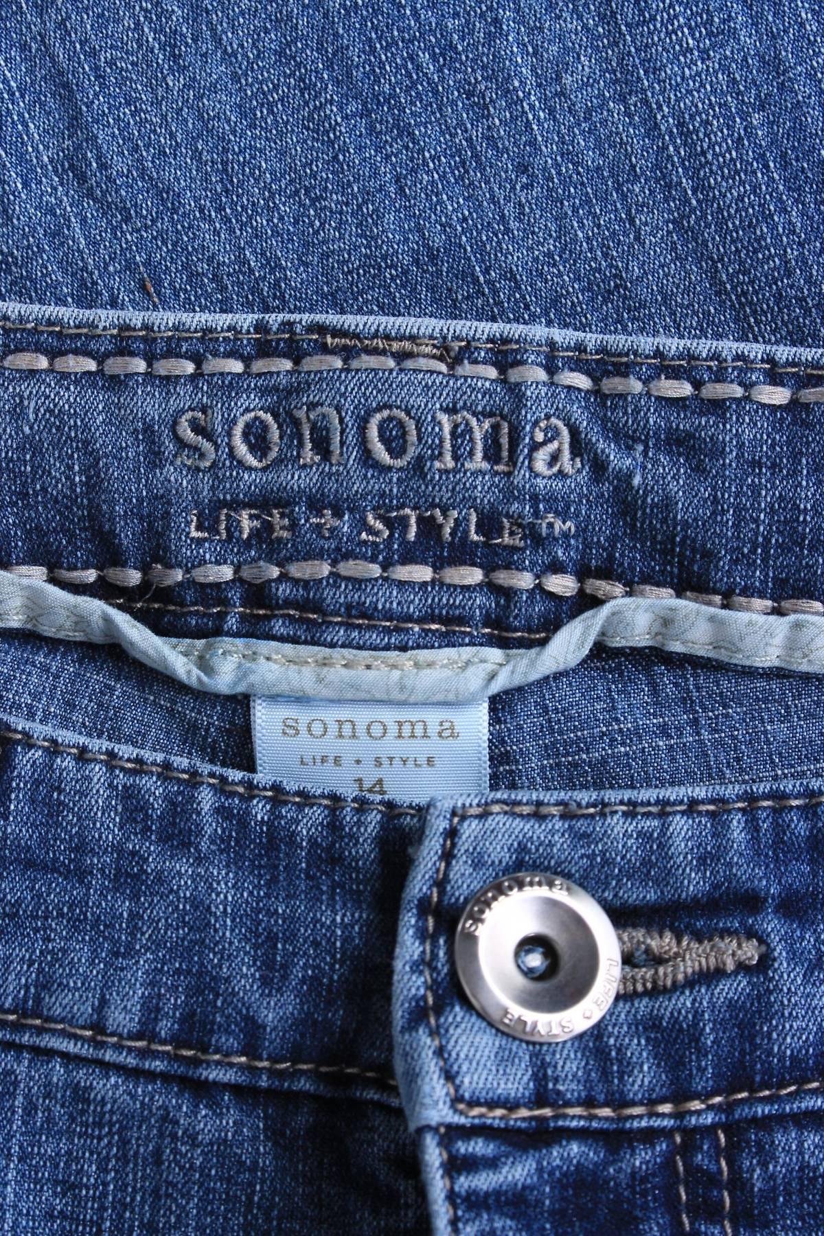 Дамски дънки Sonoma3