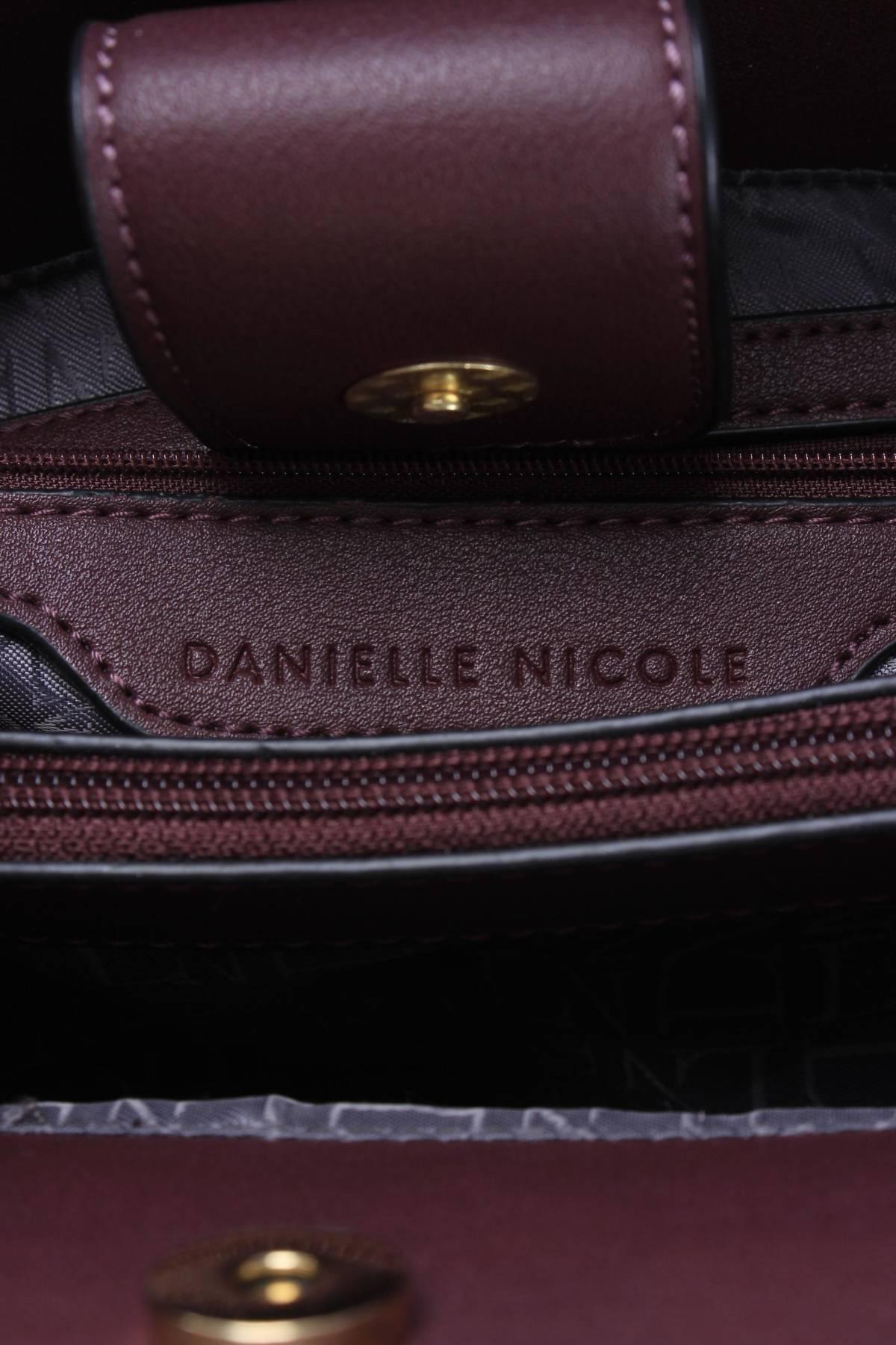 Дамска кожена чанта Danielle Nicole3