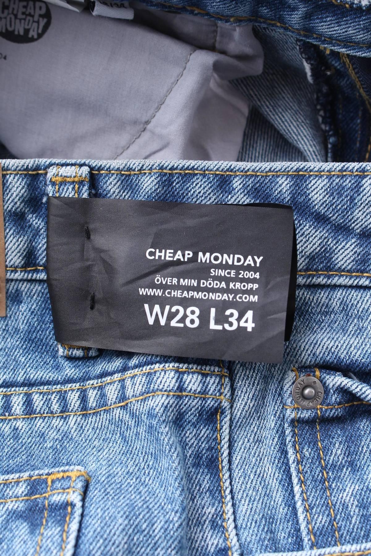 Дамски дънки Cheap Monday3