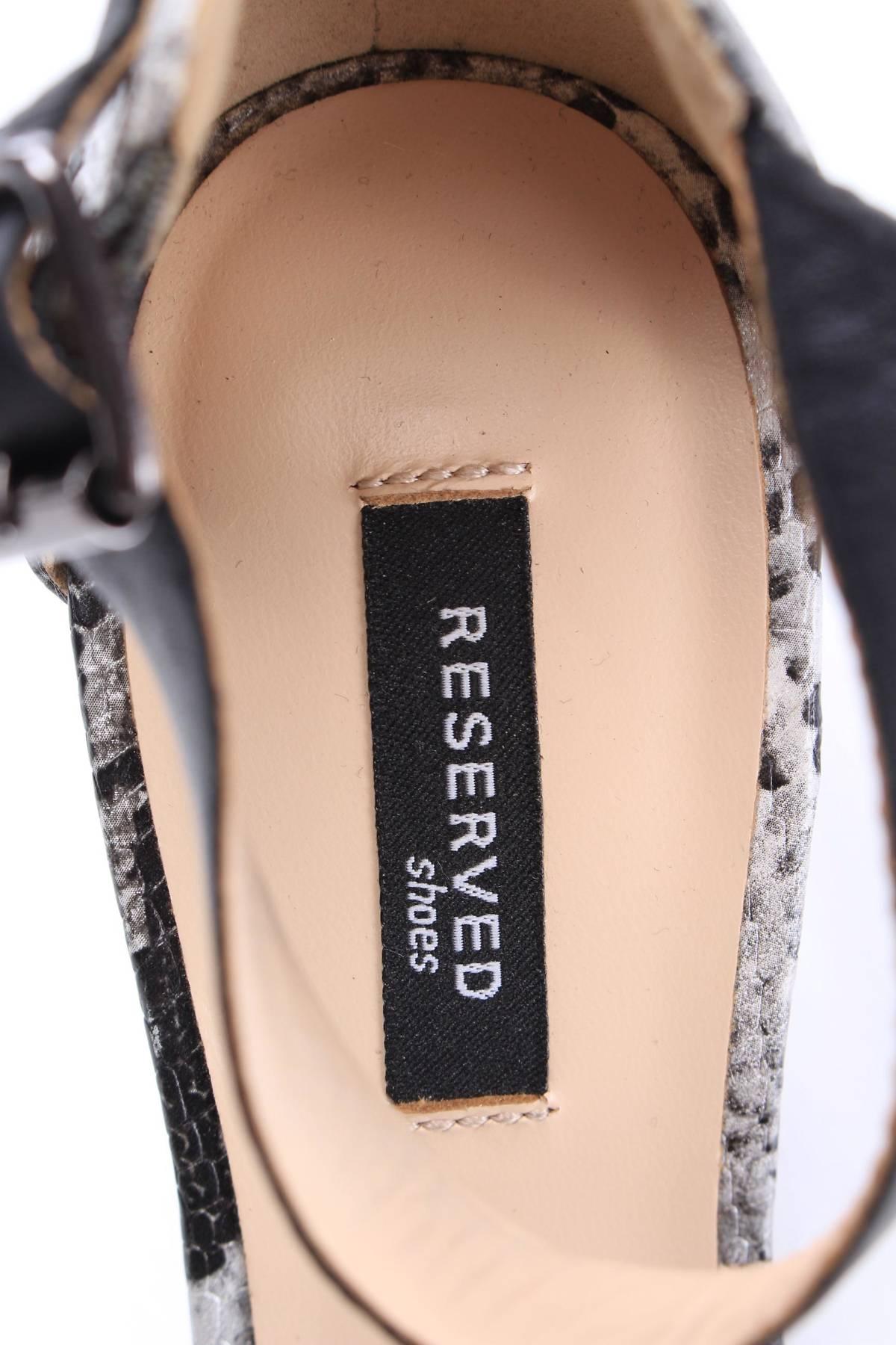 Дамски обувки Reserved3