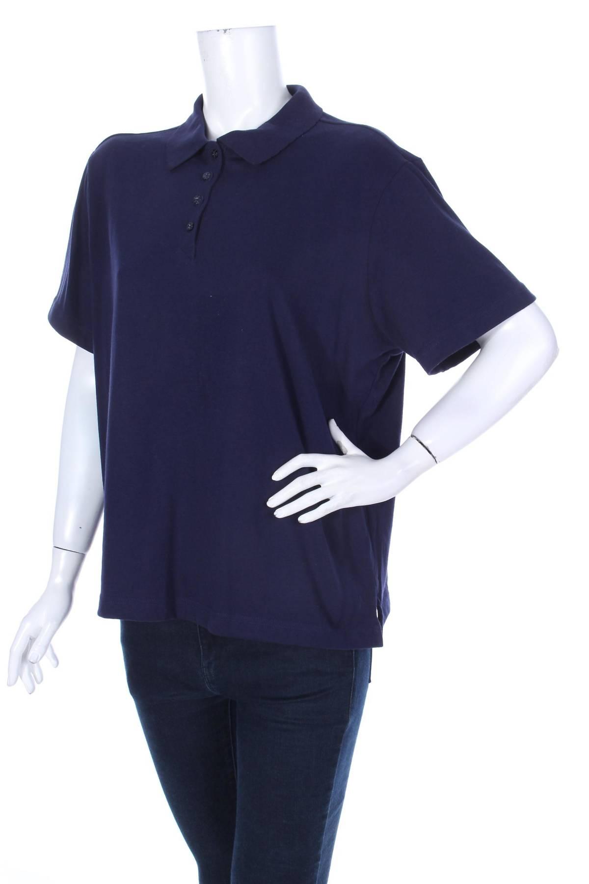 Дамска тениска Basic Editions1