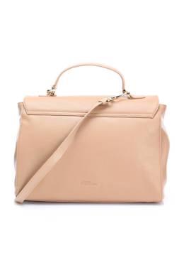 Дамска кожена чанта Pollini2
