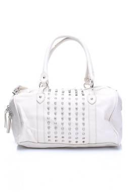Дамска кожена чанта H&M1