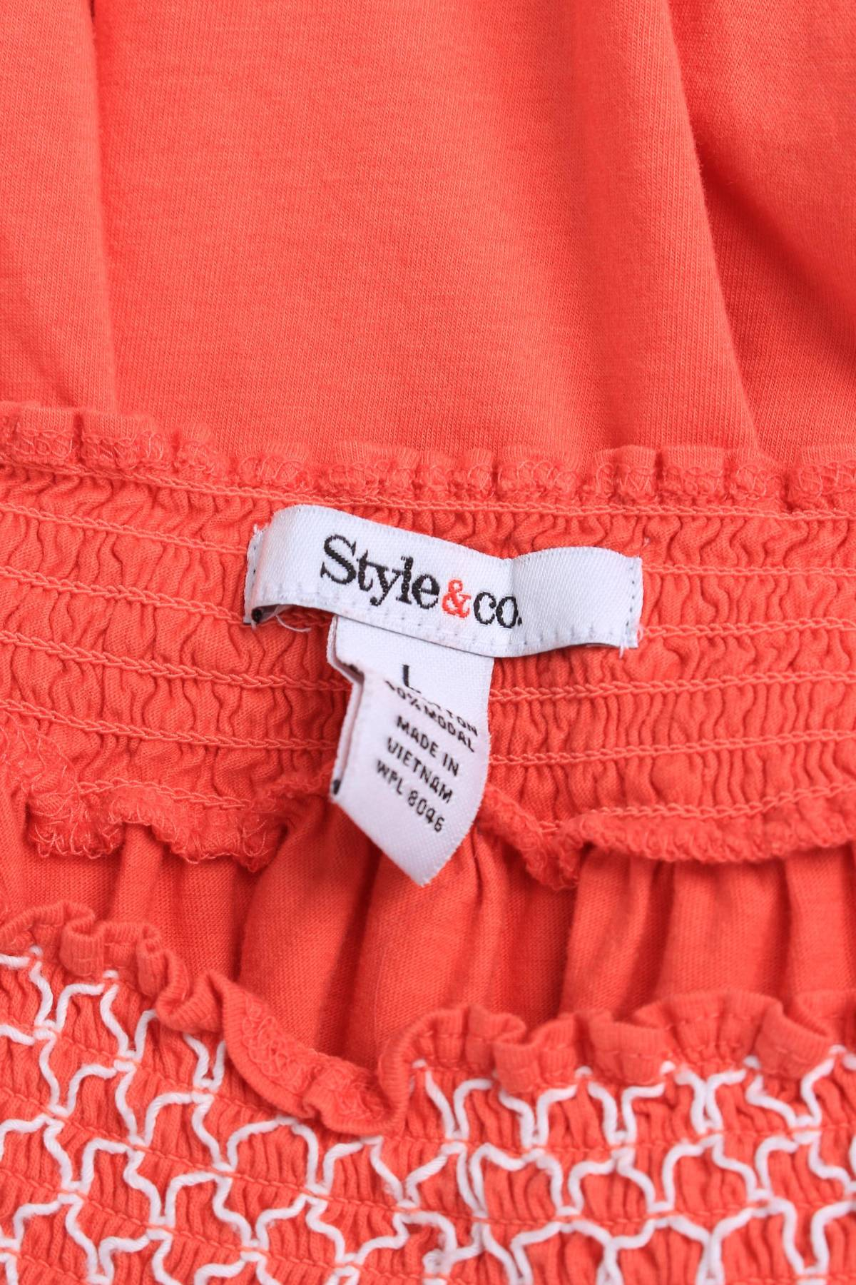 Дамска блуза Style & Co.3