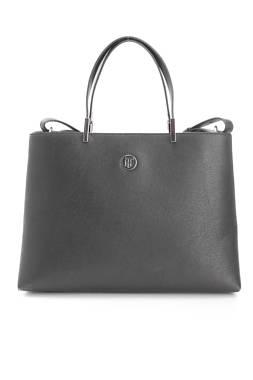 Дамска кожена чанта Tommy Hilfiger1