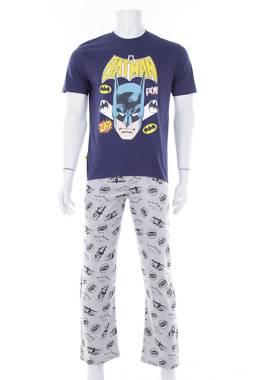 Мъжка пижама Batman1